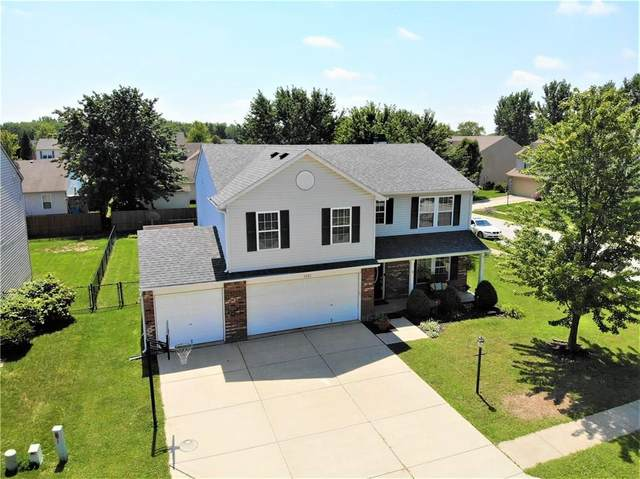 1601 Creekside Drive, Brownsburg, IN 46112 (MLS #21731613) :: Anthony Robinson & AMR Real Estate Group LLC
