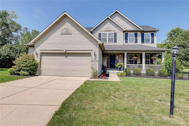7126 Gwinnett Place, Noblesville, IN 46062 (MLS #21731621) :: Mike Price Realty Team - RE/MAX Centerstone
