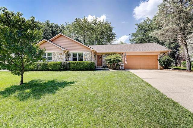 606 Tulip Court, Noblesville, IN 46062 (MLS #21731624) :: Anthony Robinson & AMR Real Estate Group LLC
