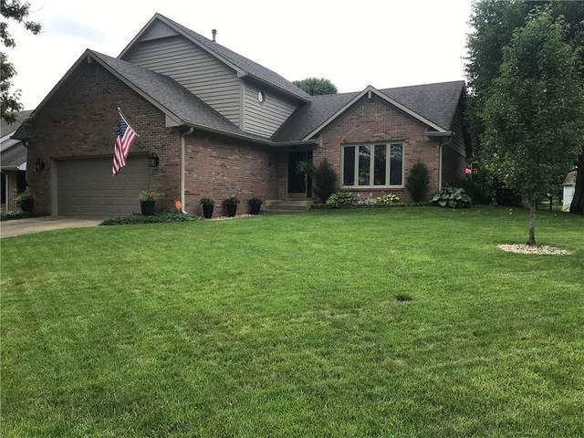 8558 Spend A Buck Drive, Indianapolis, IN 46217 (MLS #21731630) :: Mike Price Realty Team - RE/MAX Centerstone