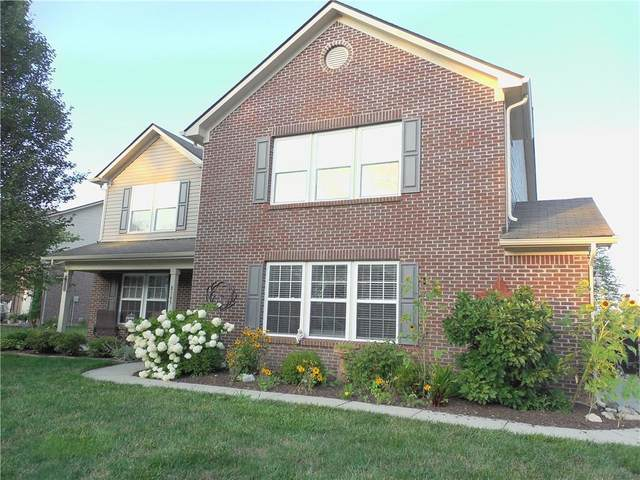 8563 N Crestview, Mccordsville, IN 46055 (MLS #21731635) :: Mike Price Realty Team - RE/MAX Centerstone