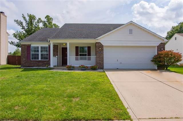 7149 Fields Way, Indianapolis, IN 46239 (MLS #21731636) :: Mike Price Realty Team - RE/MAX Centerstone