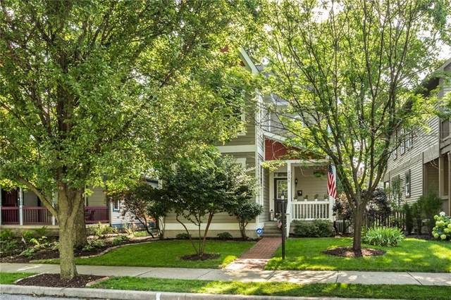 2253 N Talbott Street, Indianapolis, IN 46205 (MLS #21731646) :: AR/haus Group Realty