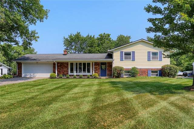 7853 Wawasee Drive, Indianapolis, IN 46250 (MLS #21731651) :: Richwine Elite Group
