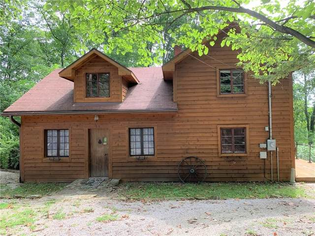 95 Artist Drive, Nashville, IN 47448 (MLS #21731664) :: AR/haus Group Realty