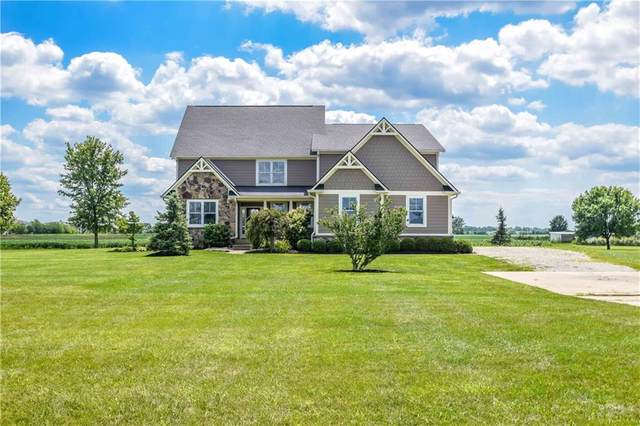 1801 W 151st Street, Westfield, IN 46074 (MLS #21731667) :: The Indy Property Source