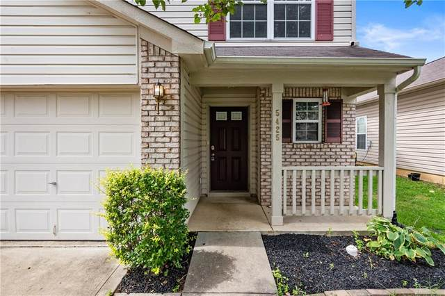 5425 Powder River Court, Indianapolis, IN 46221 (MLS #21731670) :: Dean Wagner Realtors