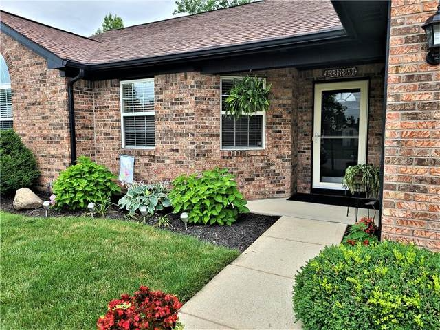 425 E Quail Wood Lane, Westfield, IN 46074 (MLS #21731673) :: The Indy Property Source