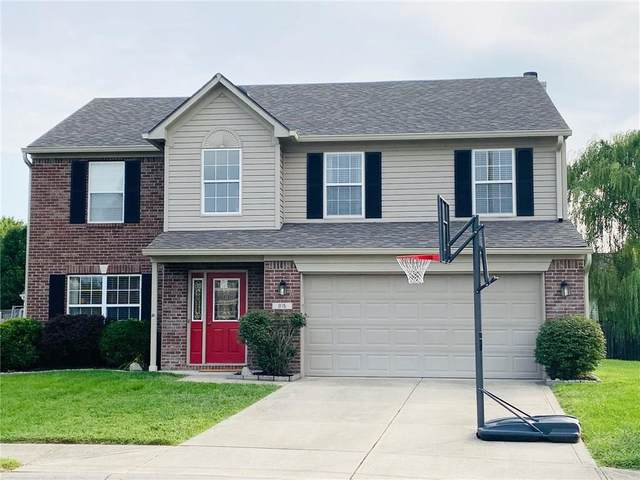975 South Shore Court, Franklin, IN 46131 (MLS #21731690) :: The Indy Property Source