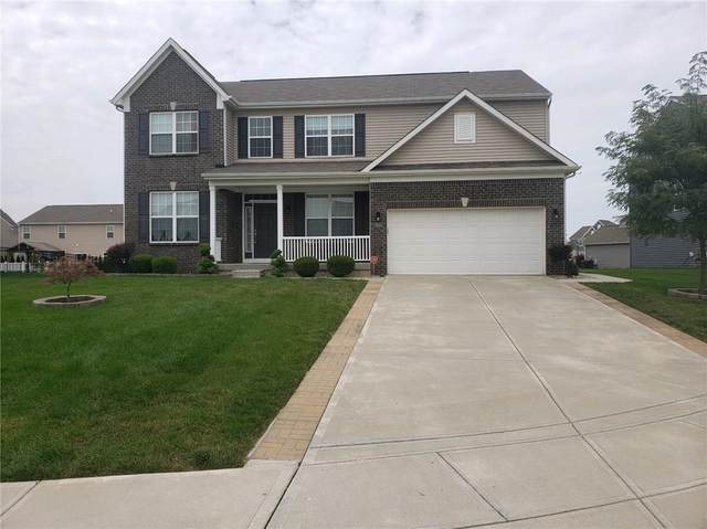 2228 Northward Court, Greenwood, IN 46143 (MLS #21731708) :: Mike Price Realty Team - RE/MAX Centerstone