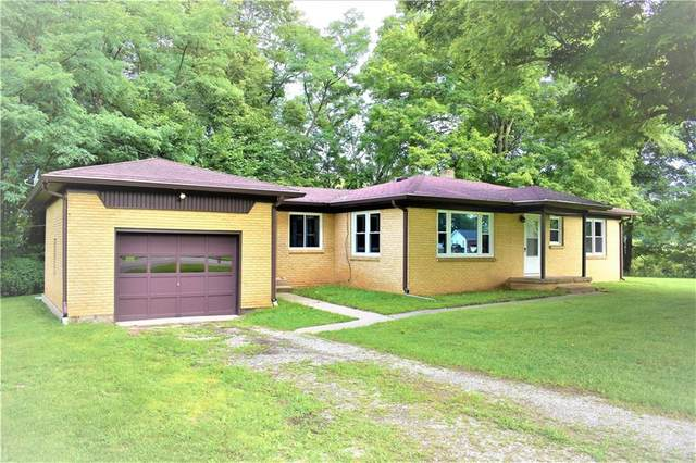 7260 N Waverly Park Road, Martinsville, IN 46151 (MLS #21731716) :: The Indy Property Source