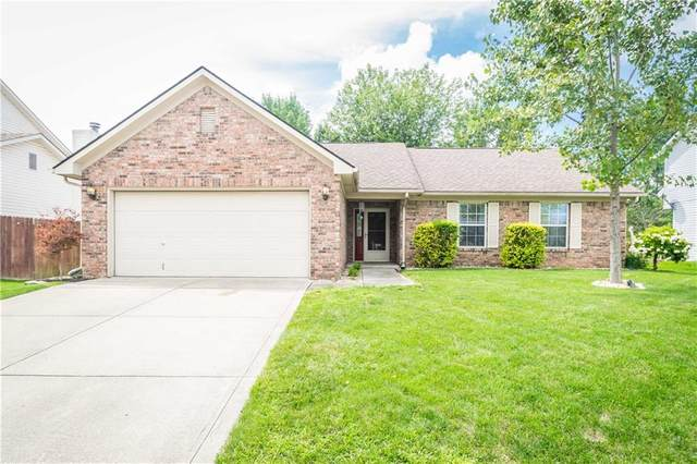 7846 S Daylily Drive, Indianapolis, IN 46237 (MLS #21731742) :: The Indy Property Source