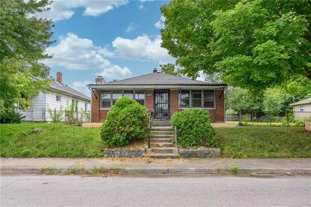 2443 N Parker Avenue, Indianapolis, IN 46218 (MLS #21731758) :: The Indy Property Source