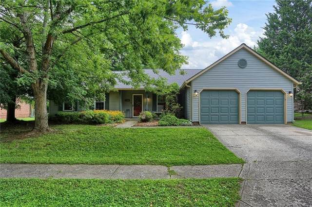 134 Banta Trail, Indianapolis, IN 46227 (MLS #21731760) :: Anthony Robinson & AMR Real Estate Group LLC