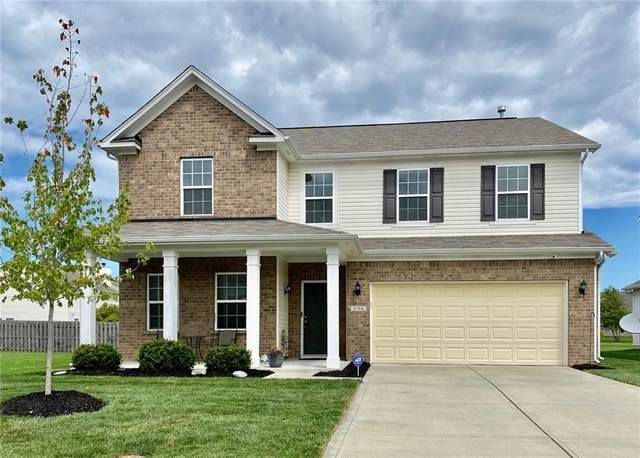 5708 W Crestview Trail, Mccordsville, IN 46055 (MLS #21731771) :: Mike Price Realty Team - RE/MAX Centerstone