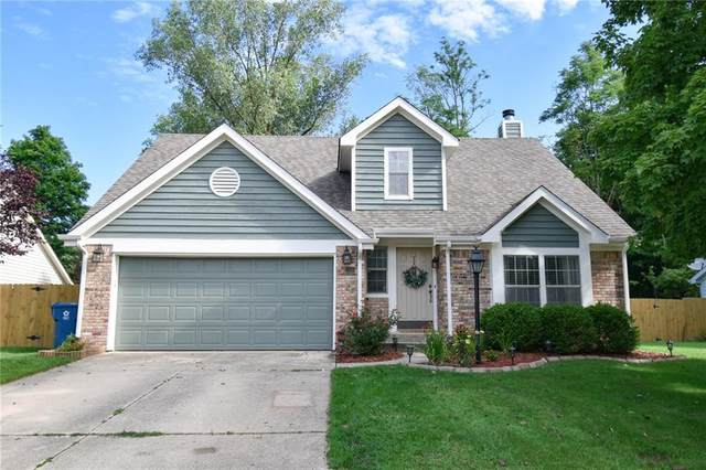 2926 Sunmeadow Court, Indianapolis, IN 46228 (MLS #21731782) :: The Indy Property Source