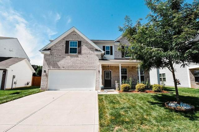 1991 Creek Bank Drive, Columbus, IN 47201 (MLS #21731788) :: Dean Wagner Realtors