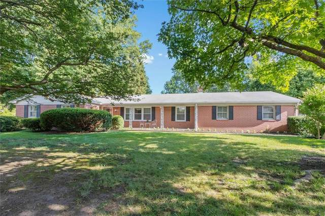 5808 Eastview Court, Indianapolis, IN 46250 (MLS #21731790) :: Richwine Elite Group