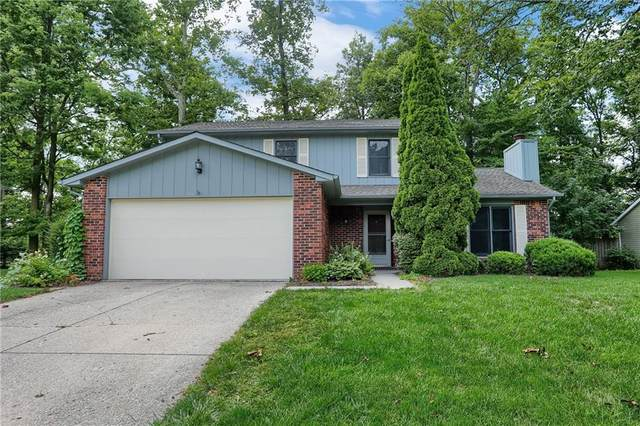 9140 Powderhorn Lane, Indianapolis, IN 46256 (MLS #21731793) :: Dean Wagner Realtors