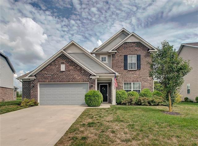 8673 N Crestview Trail, Mccordsville, IN 46055 (MLS #21731812) :: Mike Price Realty Team - RE/MAX Centerstone
