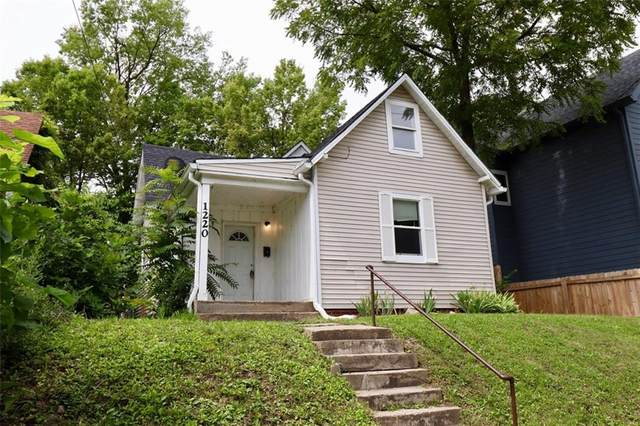 1220 Newman Street, Indianapolis, IN 46201 (MLS #21731814) :: Heard Real Estate Team | eXp Realty, LLC