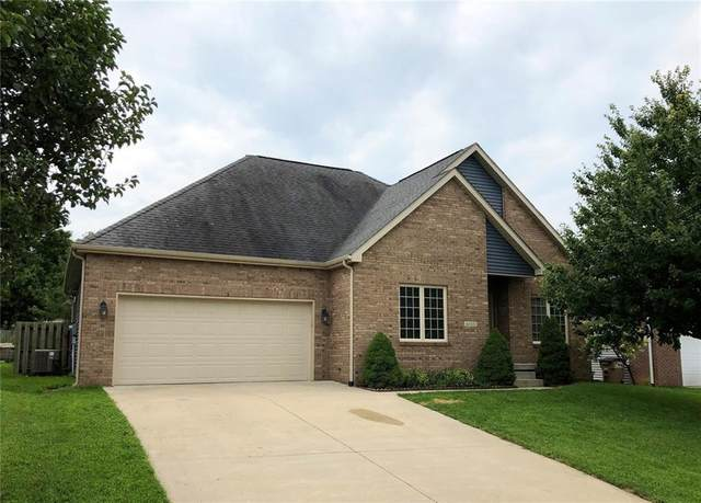 6105 Sheridan Drive, Columbus, IN 47203 (MLS #21731828) :: David Brenton's Team
