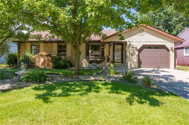 1104 Clifford Court, Lebanon, IN 46052 (MLS #21731834) :: Anthony Robinson & AMR Real Estate Group LLC