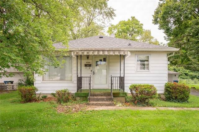 5005 Jackson Street, Indianapolis, IN 46241 (MLS #21731838) :: Mike Price Realty Team - RE/MAX Centerstone