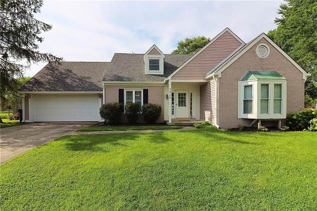 7926 San Ricardo Court, Indianapolis, IN 46256 (MLS #21731846) :: AR/haus Group Realty