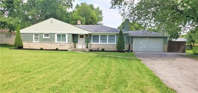 4147 Forest Manor Avenue, Indianapolis, IN 46226 (MLS #21731847) :: Mike Price Realty Team - RE/MAX Centerstone