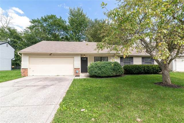 4411 Rotterdam Drive, Indianapolis, IN 46228 (MLS #21731849) :: Mike Price Realty Team - RE/MAX Centerstone