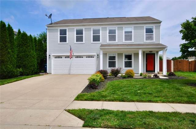 323 Longbow Street, Sheridan, IN 46069 (MLS #21731863) :: Anthony Robinson & AMR Real Estate Group LLC