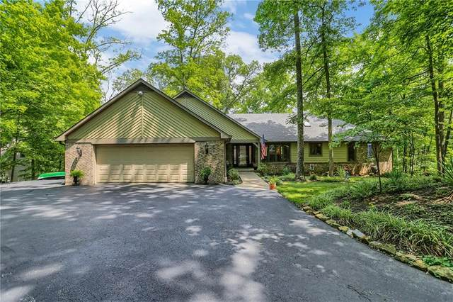4008 W Deer Run, Trafalgar, IN 46181 (MLS #21731865) :: Richwine Elite Group