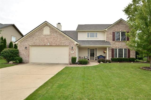 7843 Bayard Drive, Indianapolis, IN 46259 (MLS #21731879) :: Mike Price Realty Team - RE/MAX Centerstone