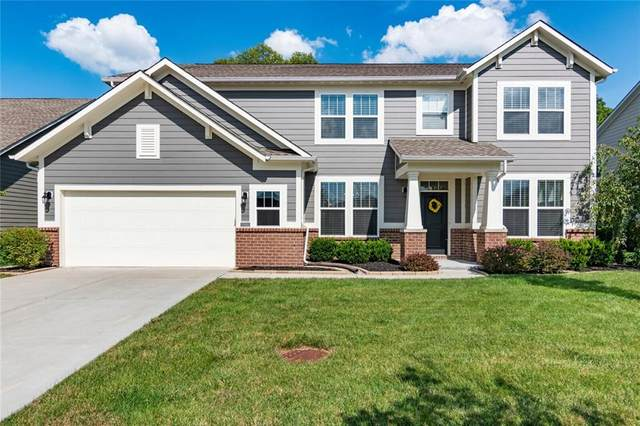 15884 Hargray Drive, Noblesville, IN 46062 (MLS #21731882) :: Mike Price Realty Team - RE/MAX Centerstone