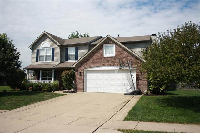 2324 Whirlaway Court, Indianapolis, IN 46234 (MLS #21731887) :: David Brenton's Team