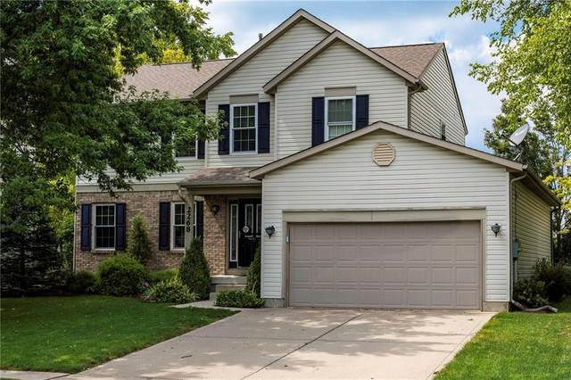 2268 Sandringham Circle, Indianapolis, IN 46214 (MLS #21731889) :: Mike Price Realty Team - RE/MAX Centerstone
