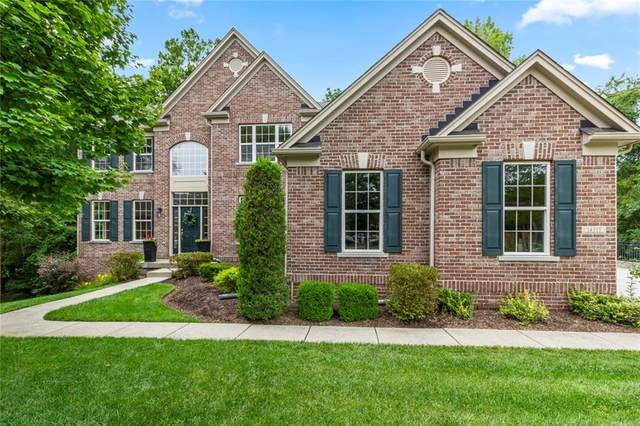 14515 Haxton Place, Fishers, IN 46040 (MLS #21731895) :: David Brenton's Team