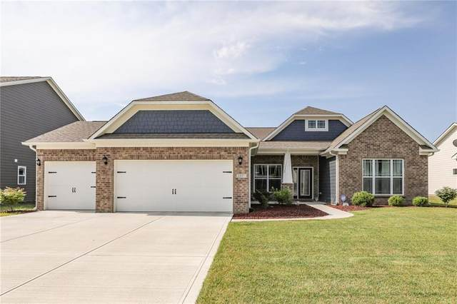 1337 Fieldcrest Lane, Greenwood, IN 46143 (MLS #21731896) :: Anthony Robinson & AMR Real Estate Group LLC