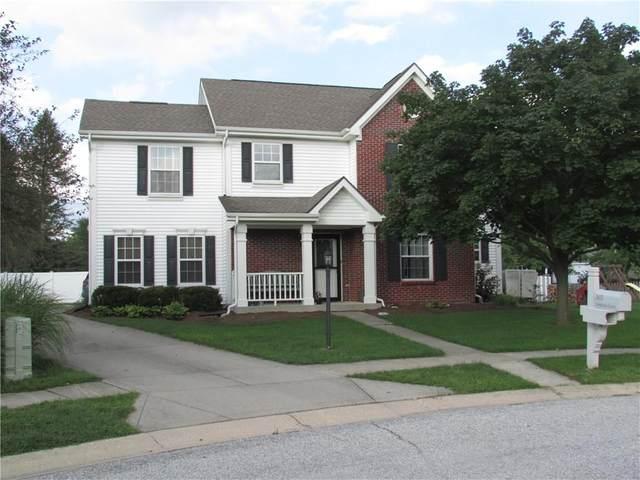 303 Hemlock Court, Brownsburg, IN 46112 (MLS #21731899) :: Anthony Robinson & AMR Real Estate Group LLC