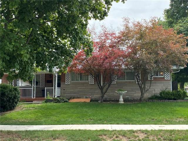 609 Killian Drive, Beech Grove, IN 46107 (MLS #21731920) :: Anthony Robinson & AMR Real Estate Group LLC