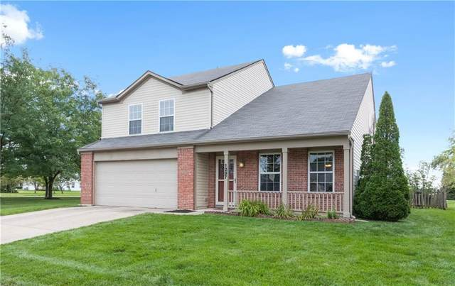 1297 Silver Ridge Lane, Brownsburg, IN 46112 (MLS #21731929) :: Anthony Robinson & AMR Real Estate Group LLC