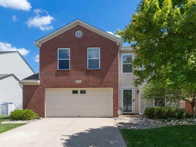 15138 Radiance Drive, Noblesville, IN 46060 (MLS #21731932) :: David Brenton's Team