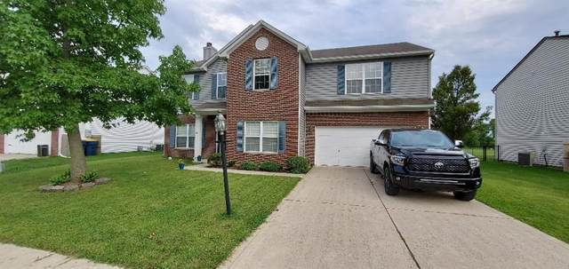 1887 Brookview Drive, Brownsburg, IN 46112 (MLS #21731952) :: Anthony Robinson & AMR Real Estate Group LLC