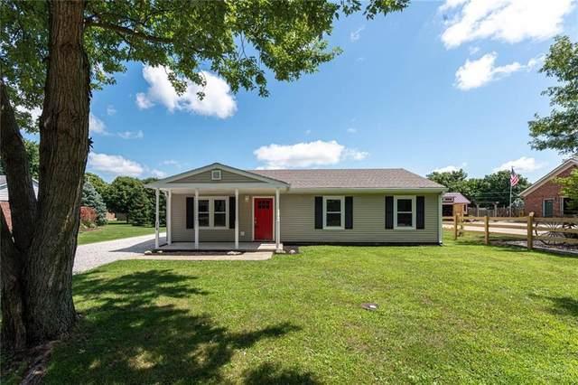 319 Oak Street, Thorntown, IN 46071 (MLS #21731955) :: Dean Wagner Realtors