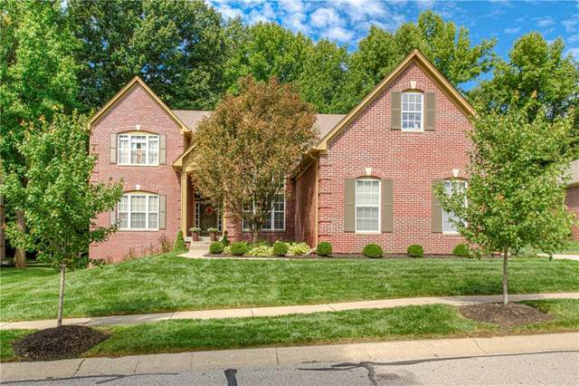7966 Fawnwood Drive, Indianapolis, IN 46278 (MLS #21731968) :: Anthony Robinson & AMR Real Estate Group LLC