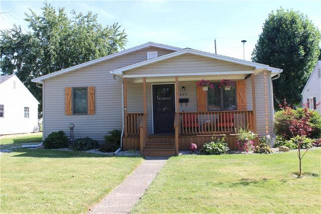 809 Cottage Avenue, Crawfordsville, IN 47933 (MLS #21731969) :: Anthony Robinson & AMR Real Estate Group LLC