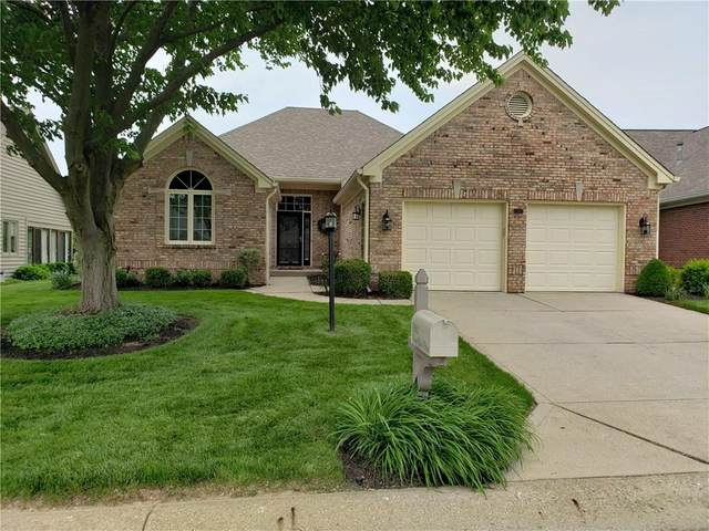 7262 River Glen Drive, Fishers, IN 46038 (MLS #21731972) :: AR/haus Group Realty