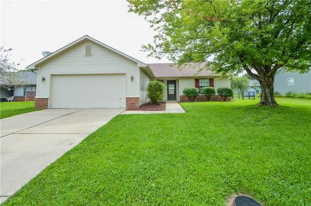 7229 Muirfield Place, Indianapolis, IN 46237 (MLS #21731982) :: Mike Price Realty Team - RE/MAX Centerstone