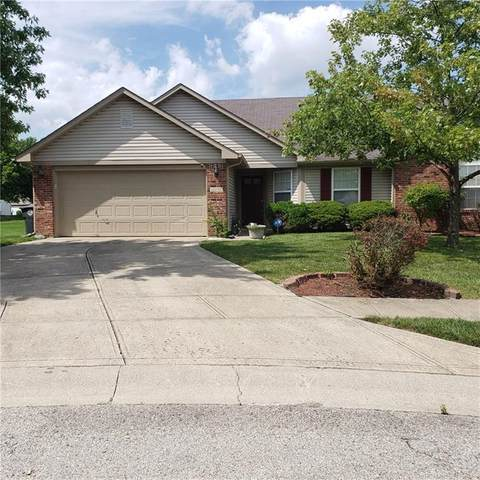 10230 Trenkamp Court, Indianapolis, IN 46236 (MLS #21731994) :: Anthony Robinson & AMR Real Estate Group LLC